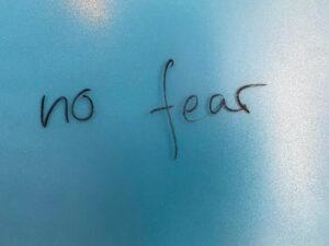paura di morire